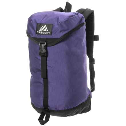 Gregory Summit Day Backpack in Ultraviolet - Closeouts