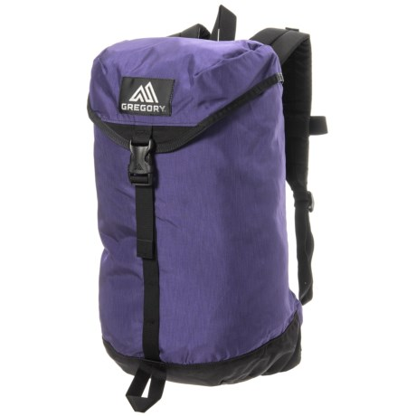 Gregory Summit Day Backpack in Ultraviolet