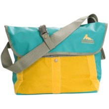 Gregory Sync Messenger Bag - 11L in Mint Tarpaulin/Radiant - Closeouts