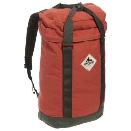 Gregory Tahquitz Backpack - 28L in Rust - Closeouts