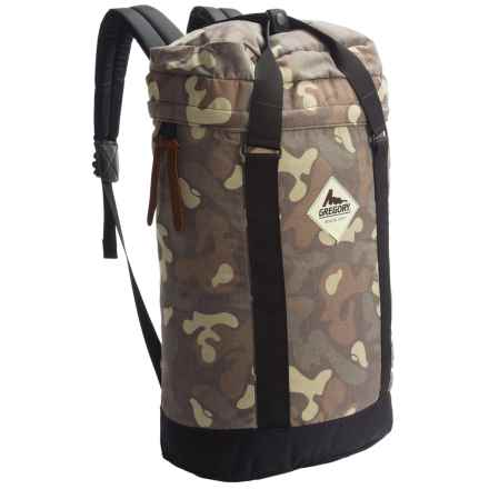 Gregory Tahquitz Backpack in Mojave Camo - Closeouts