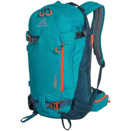 Gregory Targhee 26L Backpack - Internal Frame in Vapor Blue - Closeouts