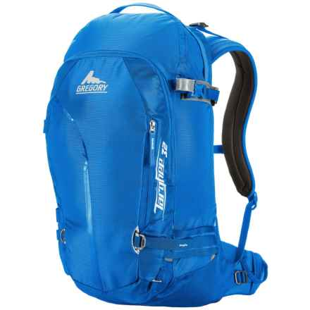 Gregory Targhee 32L Backpack - Internal Frame in Marine Blue - Closeouts