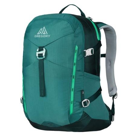 Gregory Tarifa 32L Backpack - Internal Frame in Juniper Green
