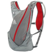 Gregory Tempo 5L Hydration Pack - 70 fl.oz. (For Men) in Carbon Grey - Closeouts