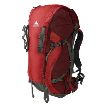 Gregory Torre 33 Backpack in Cinder Cone Red