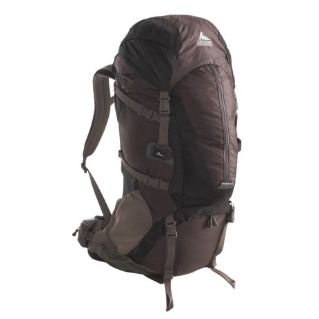 Gregory Triconi 60 Backpack - Internal Frame in Iron Grey