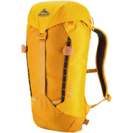 Gregory Verte 25 Backpack in Alpine Gold - Closeouts