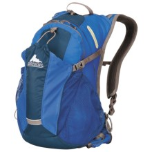 Gregory Wasatch 12 Backpack in Cobalt Blue - Closeouts