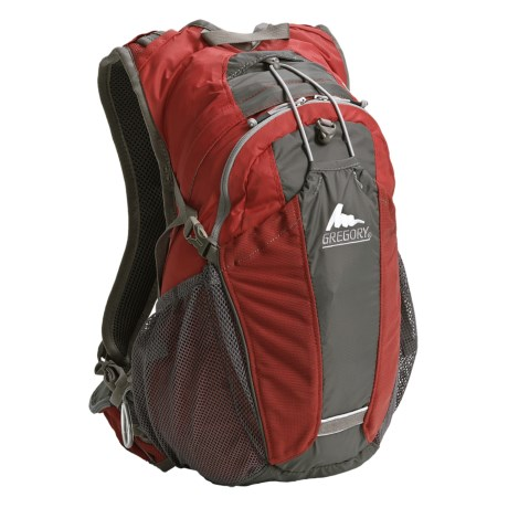 Gregory Wasatch 12 Backpack in Magma Red