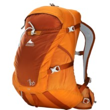 Gregory Z25 Backpack in Spark Orange - Closeouts
