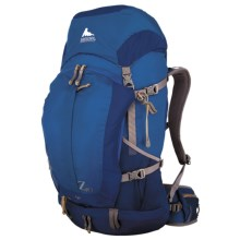 Gregory Z40 Internal Frame Backpack in Midnight Blue - Closeouts