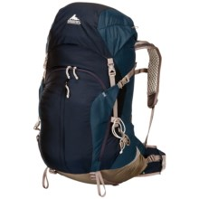 Gregory Z65 Backpack - Internal Frame in Navy Blue - Closeouts