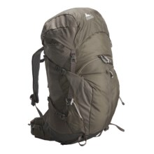 Gregory Z65 Backpack - Internal Frame in Tin Roof Gray - Closeouts