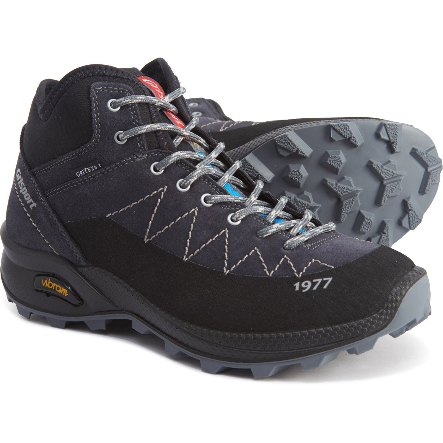 4b7127a8ec0 Grisport Made in Europe Vesuvio Hiking Boots - Waterproof (For Men and  Women)