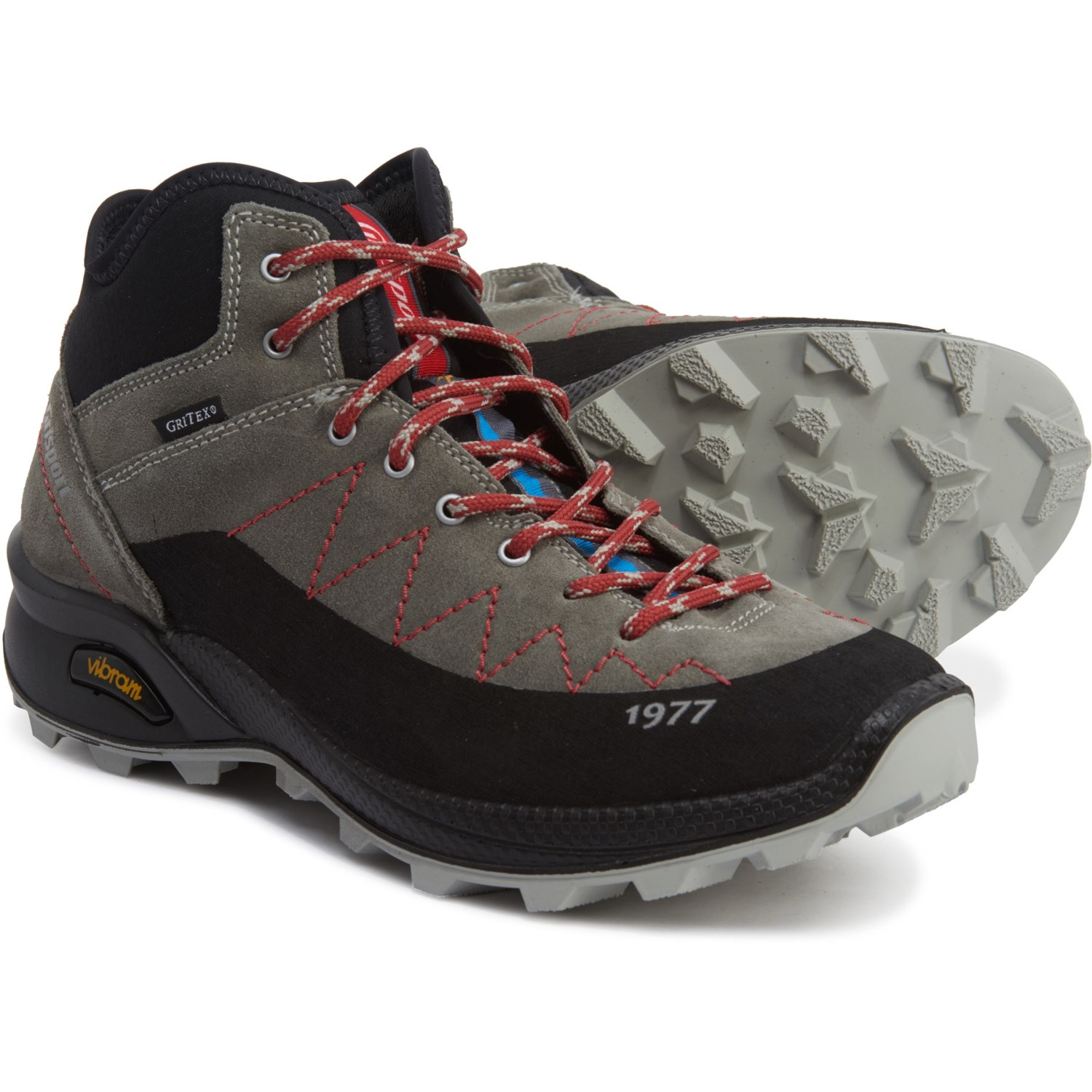 824709817aa Grisport Made in Europe Vesuvio Hiking Boots (For Women) - Save 46%