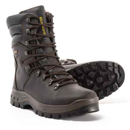 Grisport Made in Italy Alpine Hunting Boots - Waterproof (For Men) in Brown - Closeouts