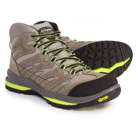 0b3b493dd178a Grisport Made in Italy Cristallo Hiking Boots - Waterproof (For Men) in Tan  -