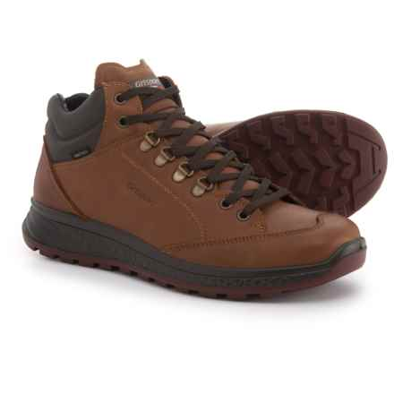 Grisport Made in Italy Dolomite Hiking Boots - Leather (For Men) in Brown - Closeouts