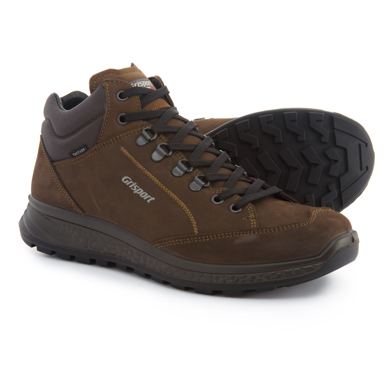 7bfbb248b90 Grisport Made in Italy Dolomite Hiking Boots - Leather (For Men ...