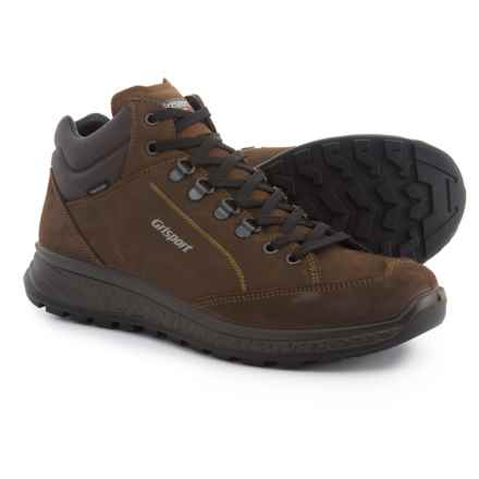 Grisport Made in Italy Dolomite Hiking Boots - Leather (For Men) in Nabuk Seal - Closeouts