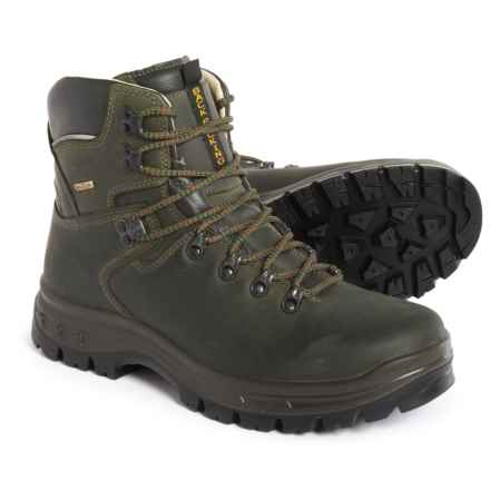 Grisport Made in Italy Forest Hiking Boots - Waterproof (For Men) in Olive Green - Closeouts