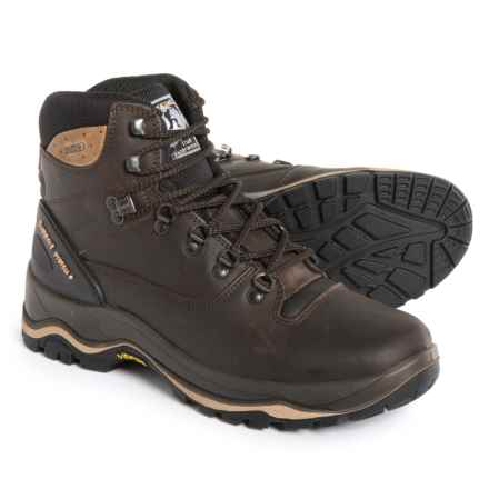 Grisport Made in Italy Hike Sport Hiking Boots - Waterproof, Leather (For Men) in Brown - Closeouts