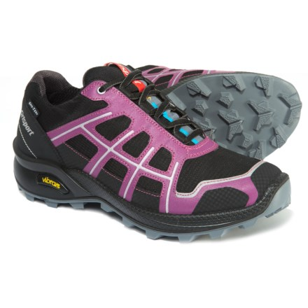 39b598258d Grisport Made in Italy Quick Trail Running Shoes - Waterproof (For Women)  in Black