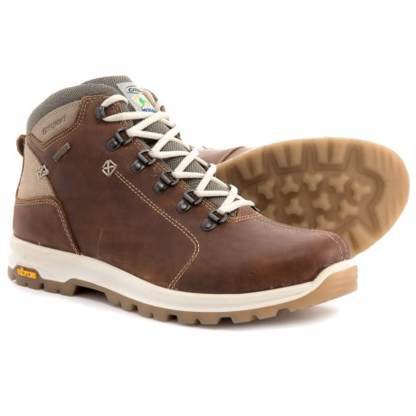 Grisport Made in Italy Veneto Hiking Boots - Leather (For Women) in Brown
