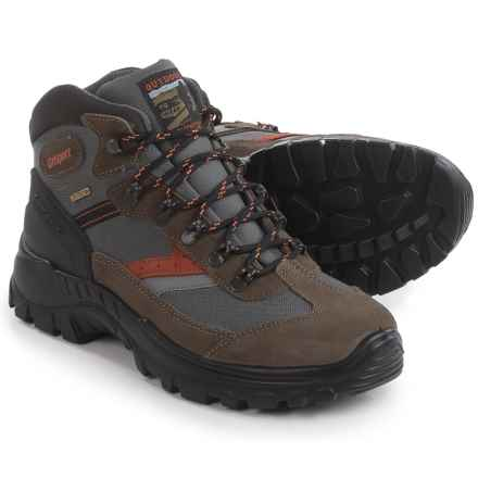 Grisport Nassfeld Hiking Boots - Waterproof (For Men) in Brown - Closeouts