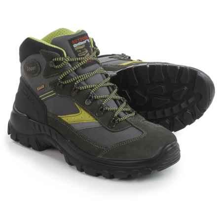 Grisport Nassfeld Hiking Boots - Waterproof (For Men) in Gray - Closeouts