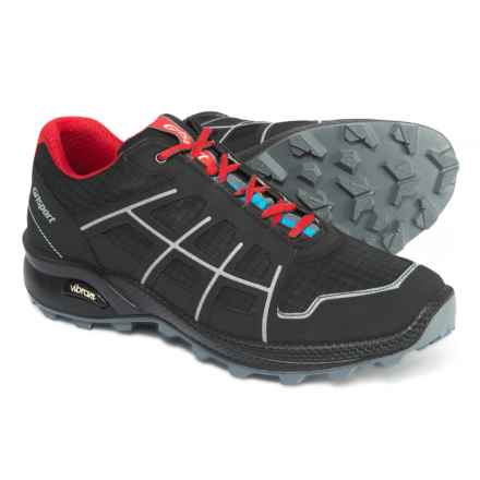 Grisport Quick Trail Running Shoes (For Men) in Black - Closeouts