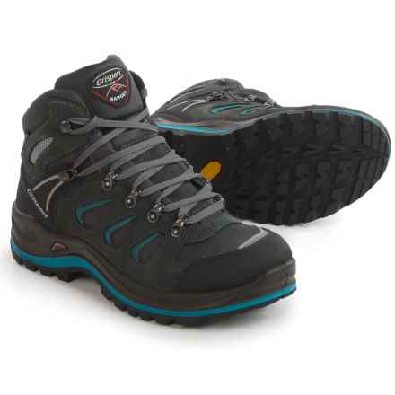 Grisport Racines Hiking Boots - Waterproof (For Men) in Anthracite - Closeouts