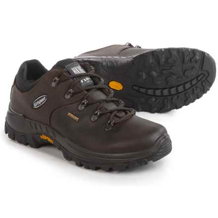 Grisport Sarentino Hiking Shoes - Waterproof (For Men) in Brown - Closeouts