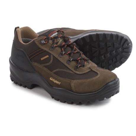 Grisport Valtina Hiking Shoes - Waterproof (For Men) in Brown