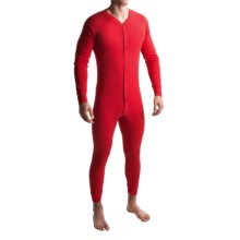 Grit Iron Union Suit (For Men) in Union Red - Closeouts