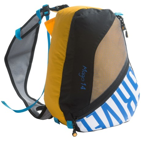 Grivel Mago Climbing Backpack - 14L in See Photo
