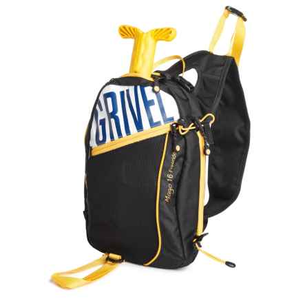 Grivel Mago Freeride + Shovel Pack - 16L in See Photo - Closeouts