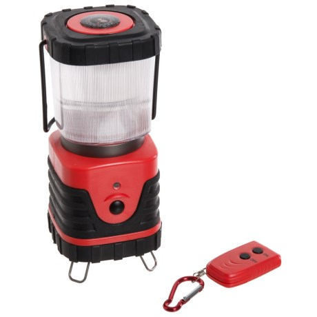 Grizzly Gear LED Lantern in Red/Black
