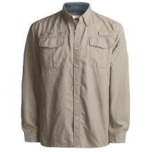 Grizzly Kenyon Quick-Dry Shirt - Long Sleeve (For Men) in Khaki - Closeouts