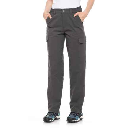 Grizzly Mountain Trail Pants (For Women) in Carbon - Closeouts