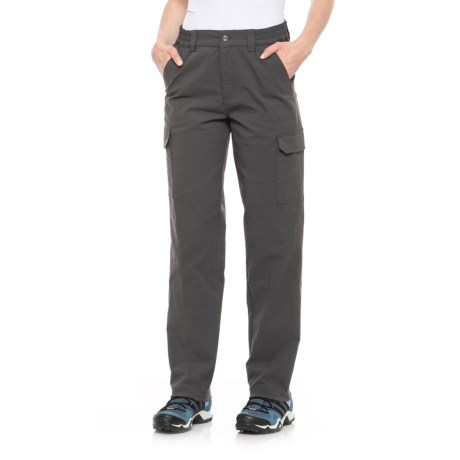 Grizzly Mountain Trail Pants (For Women) in Carbon