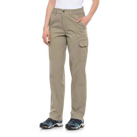 Grizzly Mountain Trail Pants (For Women) in Khaki - Closeouts