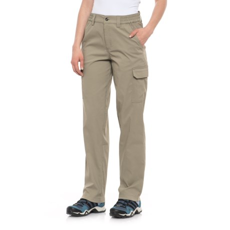 Grizzly Mountain Trail Pants (For Women) in Khaki
