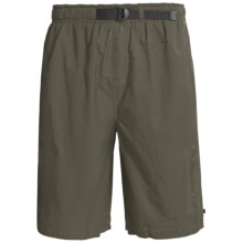 Grizzly Stanton Quick-Dry Water Shorts - Nylon (For Men) in Iguana - Closeouts
