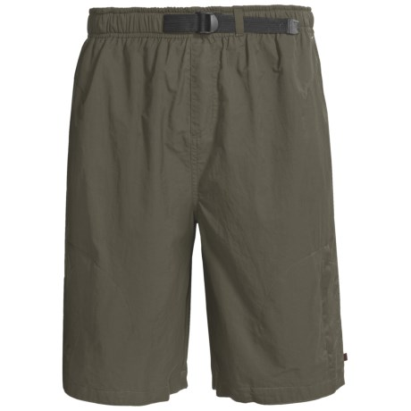 Grizzly Stanton Quick-Dry Water Shorts - Nylon (For Men) in Iguana