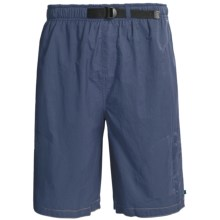 Grizzly Stanton Quick-Dry Water Shorts - Nylon (For Men) in Shark - Closeouts