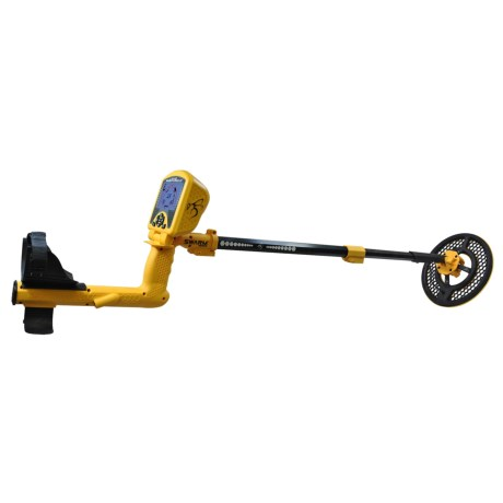 Ground EFX MX100 Digital Metal Detector in See Photo