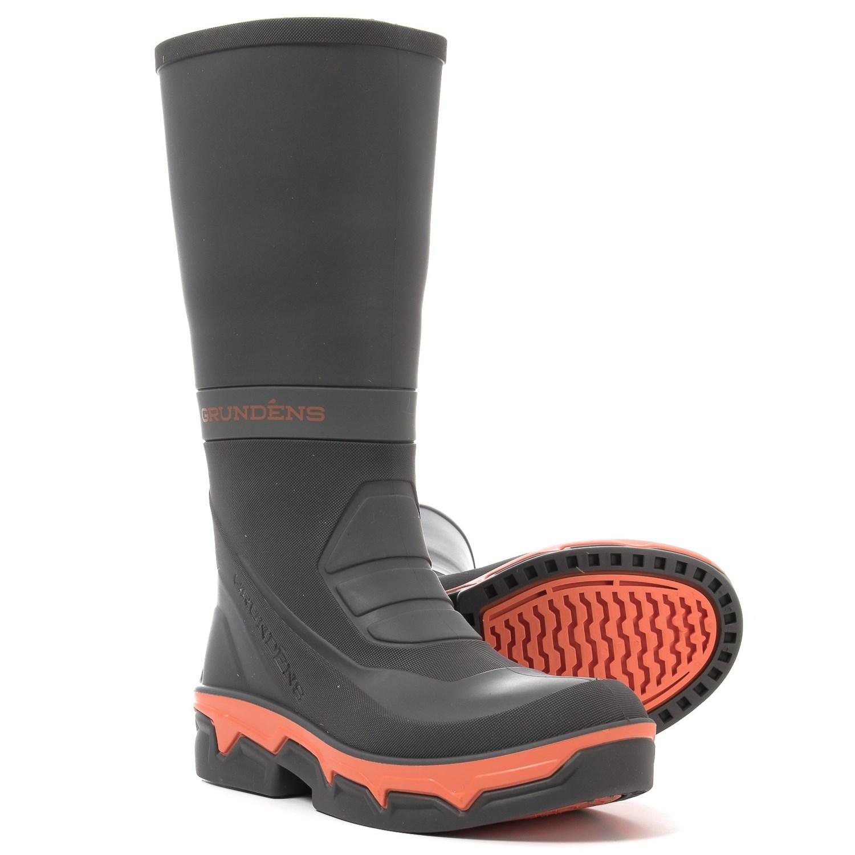 3666616c4c7 Grundens Deck-Boss Fishing Boots - Waterproof (For Men)