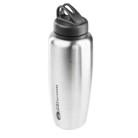 GSI Fresco Water Bottle - 40 fl.oz. in Stainless - Closeouts